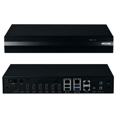 PC Compacto para Digital Signage OBA-N842/862NX