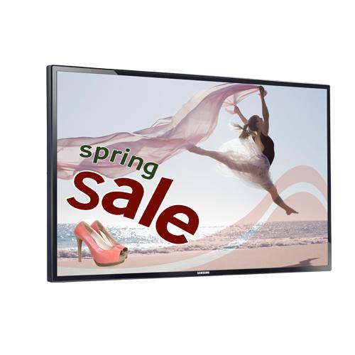 Monitor para Sinalização Digital Samsung ED40D 40″