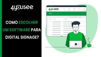 Software de Digital Signage