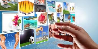 criação de conteúdo para digital signage