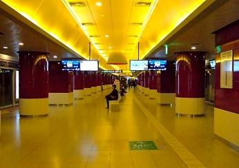 Dongdaemun_History_&_Culture_Park_Station_on_Seoul_Subway_Line_5
