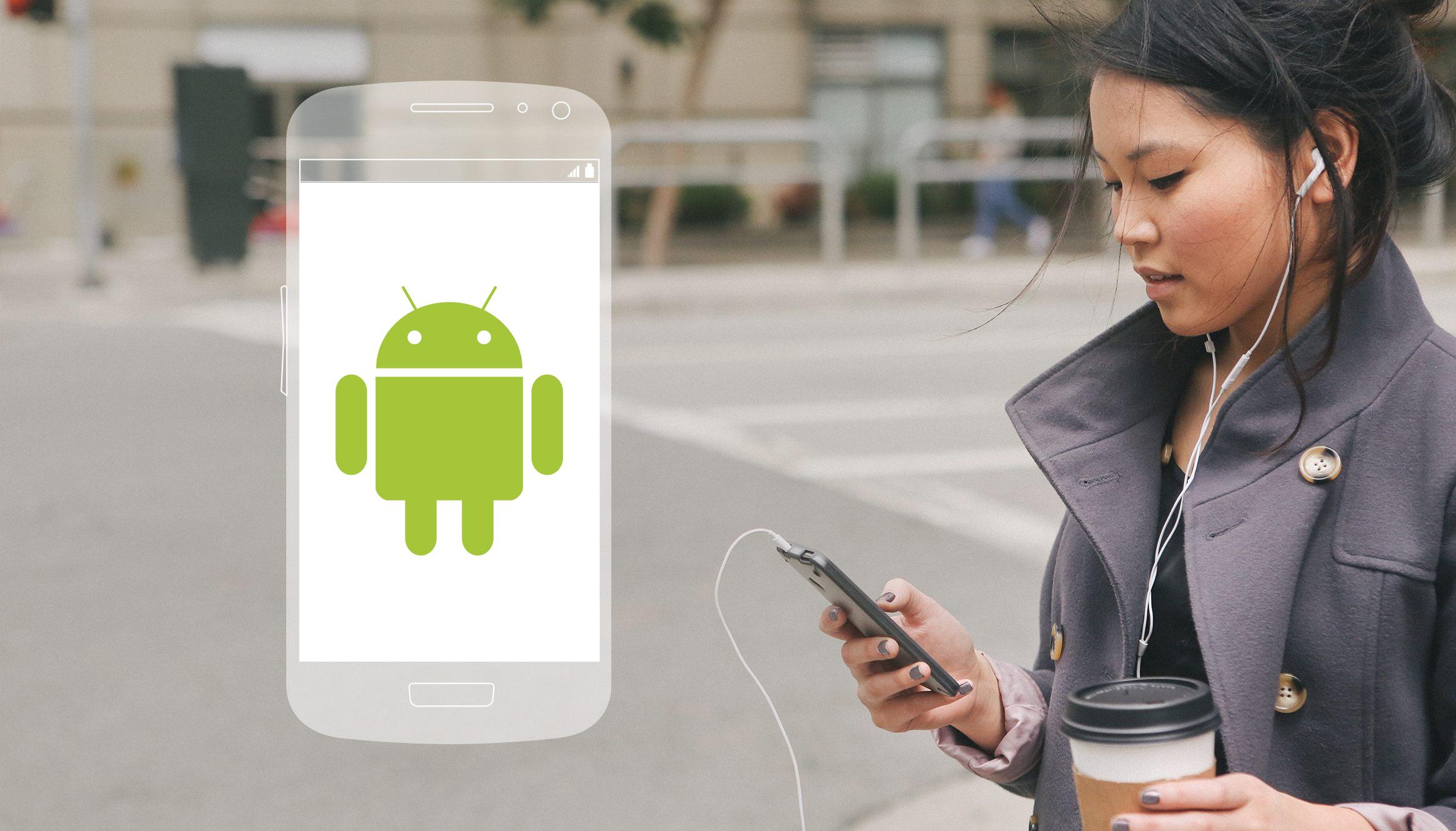 Android foi feito para usuário final