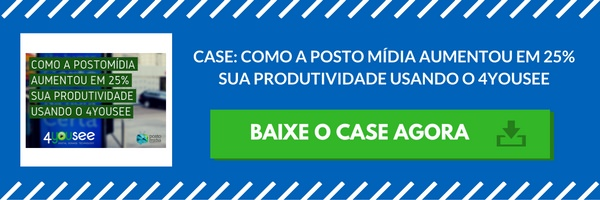 Case: como a Posto Mídia aumentou a produtividade em 25% utilizando o 4YouSee