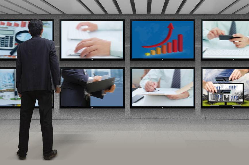 produtividade e tv corporativa