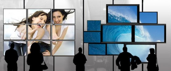 entenda o que e video wall