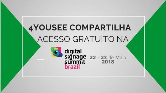 digital signage summit brazil