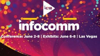 Digital Signage 4YouSee InfoComm Las Vegas  2018