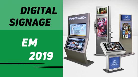 O que o Digital Signage vai nos trazer em 2019?
