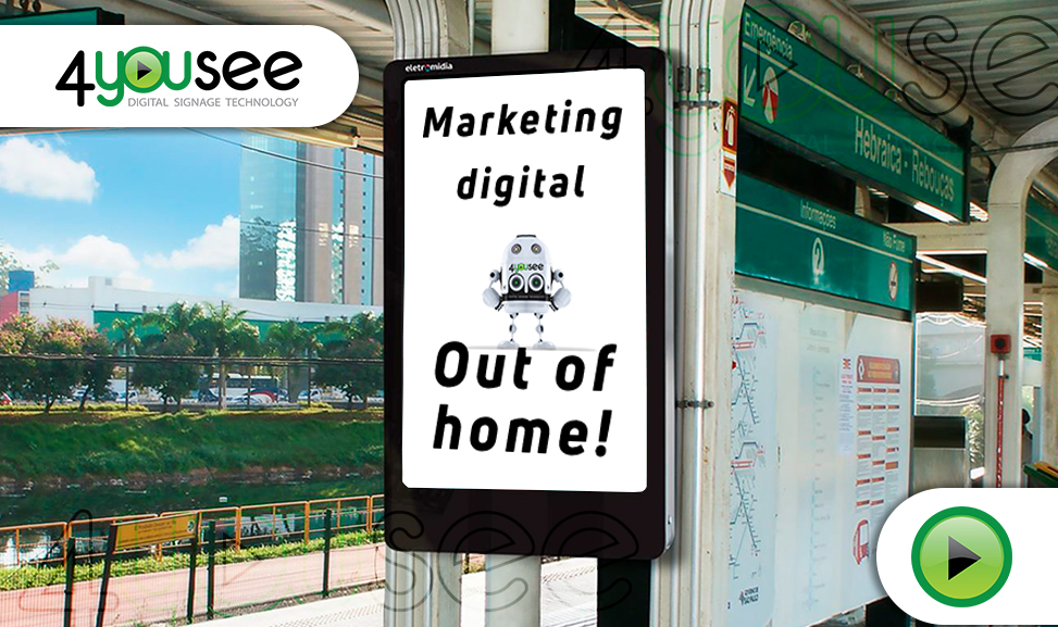 Marketing Digital Out of Home