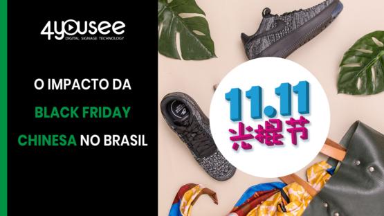 Como lojistas brasileiros usaram ideias e descontos da Black Friday chinesa para aumentar suas vendas