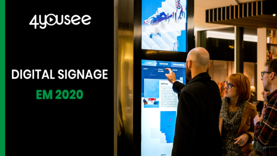 O que vamos ver do Digital Signage em 2020?